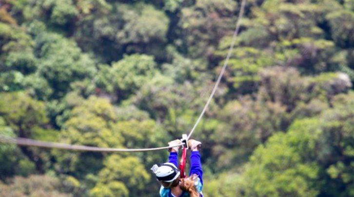 Puerto Rico Canopy Tour Zipline